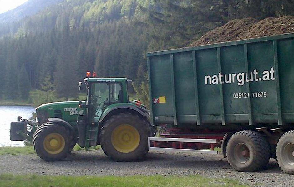 Transporte und Containerdienst